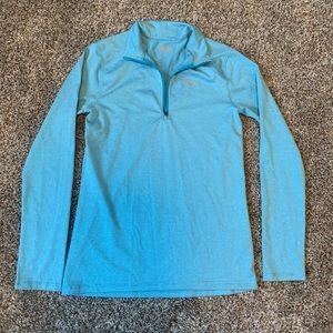 Women's REI Long sleeve Shirt Blue Size Large